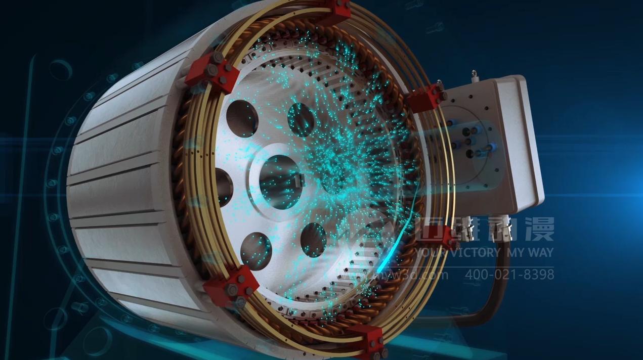 pvd永磁变频驱动装置